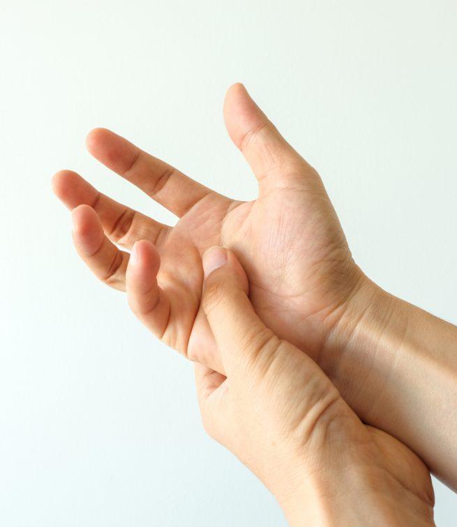 Le doigt gâchette (trigger finger)